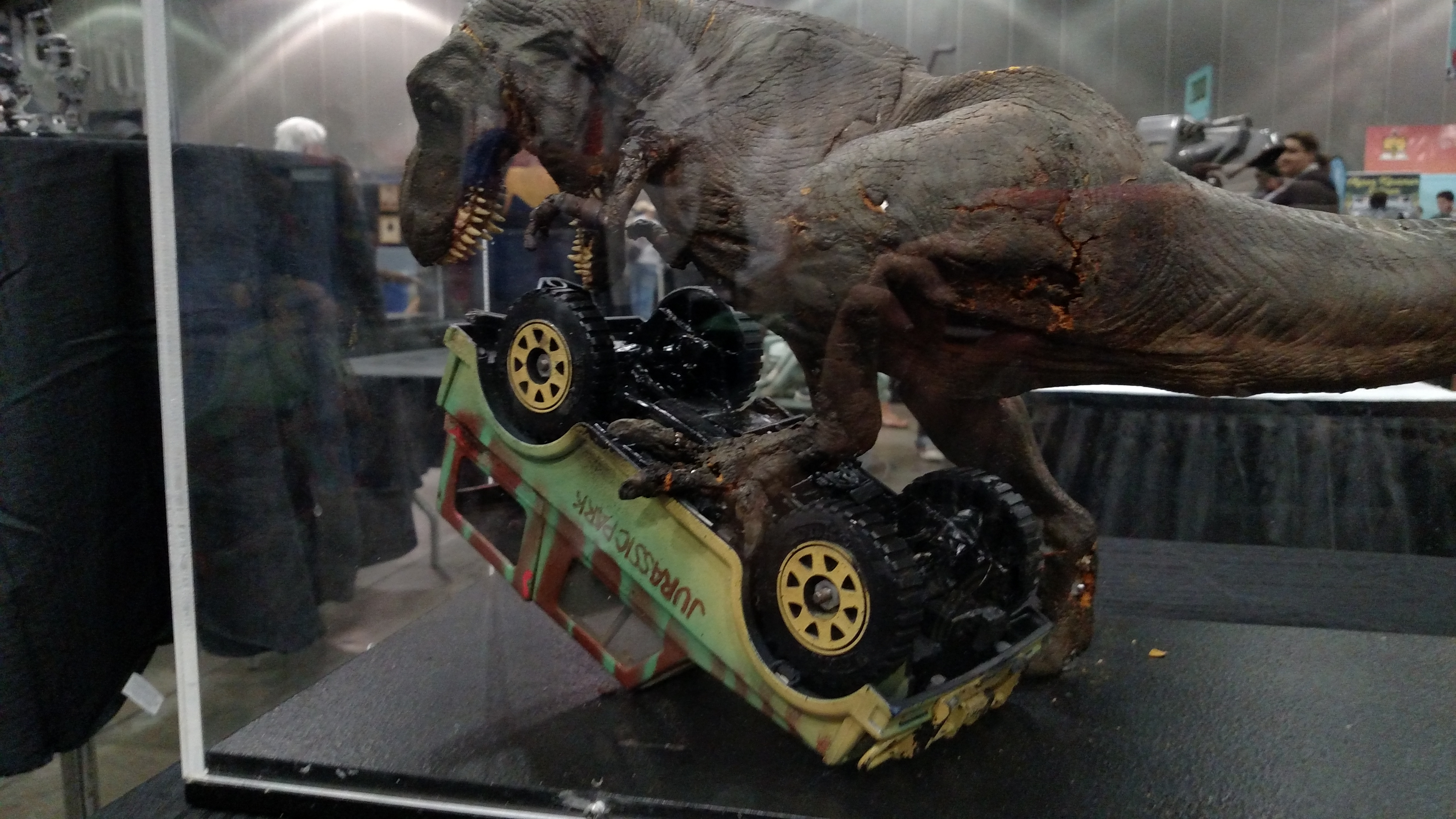 an introduction to the life and creations of phil tippett Watch animator phil tippett's mutantland you've most likely seen his animation work in bringing to life the at-at walkers in the empire introduction to 3d.